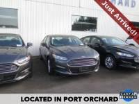 Used 2016 Ford Fusion SE for Sale in Tacoma, near Auburn WA