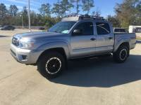2014 Toyota Tacoma 4WD Double Cab Short Bed V6 Manual