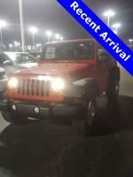 Used 2012 Jeep Wrangler Sport SUV | Cincinnati