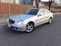 2006 Mercedes-Benz E-Class AWD E 350 4MATIC 4dr Sedan
