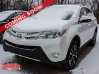2015 Toyota RAV4 Limited Near Midland