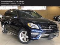 2015 Mercedes-Benz ML350 4MATIC in Pittsburgh