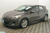 Pre-Owned 2010 Mazda3 5dr Hatchback Automatic s Grand Touring Front Wheel Drive Hatchback