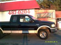 1997 Ford F-150 3dr Lariat 4WD Extended Cab LB