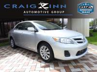 Used 2012 Toyota Corolla in Pembroke Pines, FL | Near Miami & Kendall
