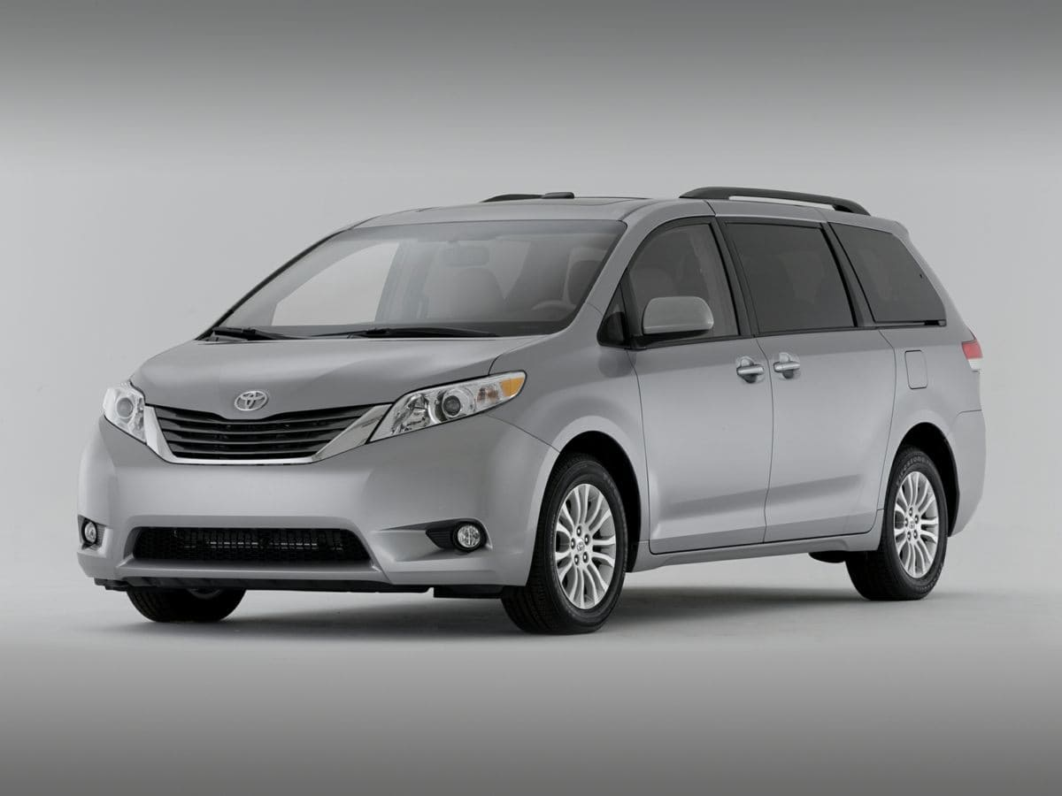 Used 2012 Toyota Sienna XLE 7 Passenger For Sale | Wilmington NC