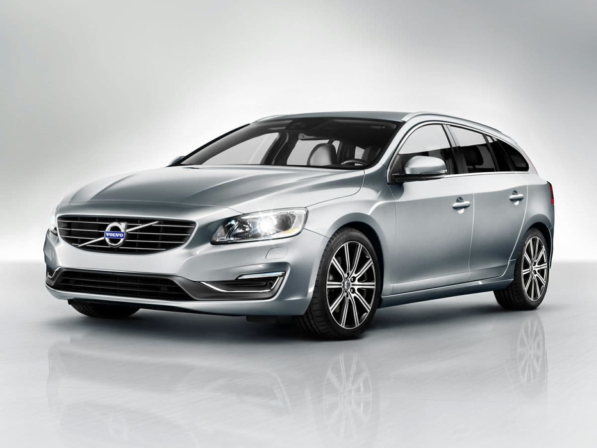 Photo Certified Used 2015 Volvo V60 T5 Platinum For Sale  Wilmington NC