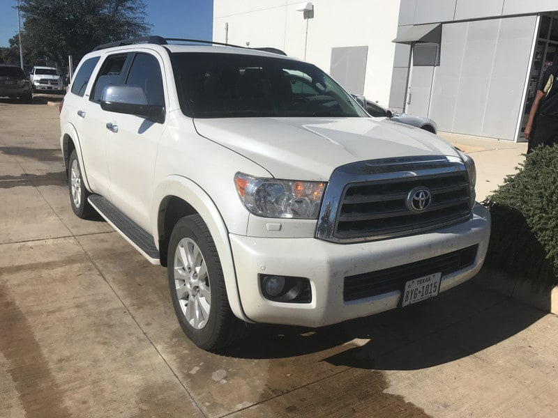Used 2013 Toyota Sequoia For Sale in San Antonio TX | 5TDYY5G1XDS048373