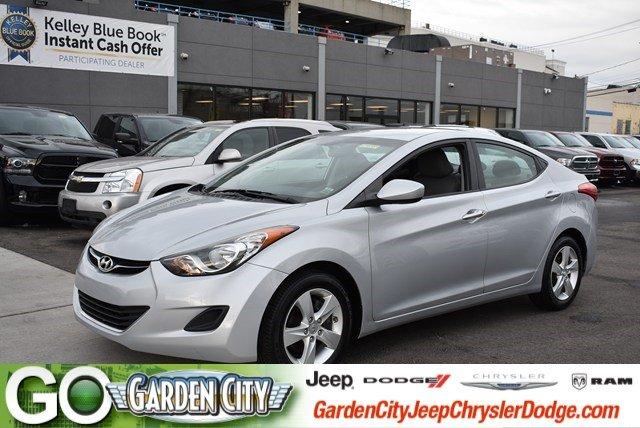 Photo Used 2011 Hyundai Elantra GLS Sedan For Sale  Hempstead, Long Island, NY