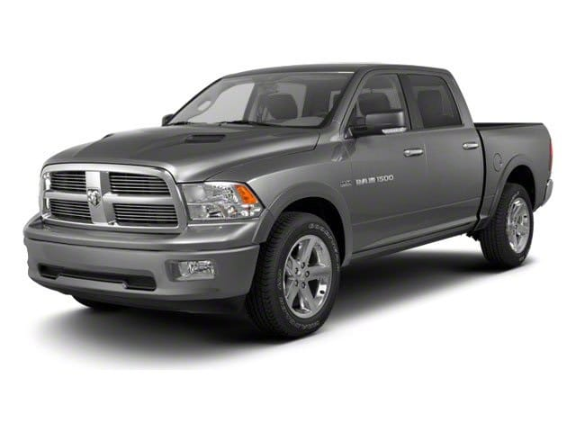 Photo Used 2010 Dodge Ram 1500 Truck Crew Cab in Taylor TX
