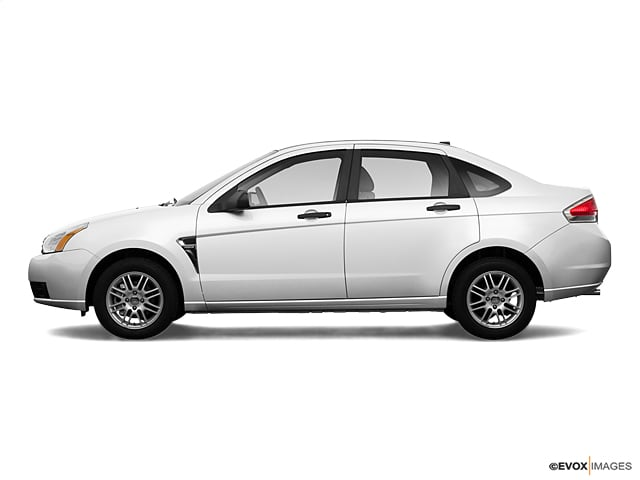 Photo Used 2008 Ford Focus FOCUS SESELSES Sedan for sale in Barstow CA