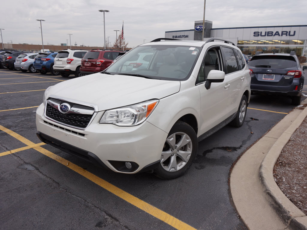 Used 2015 Subaru Forester 2.5i Limited near Chicago