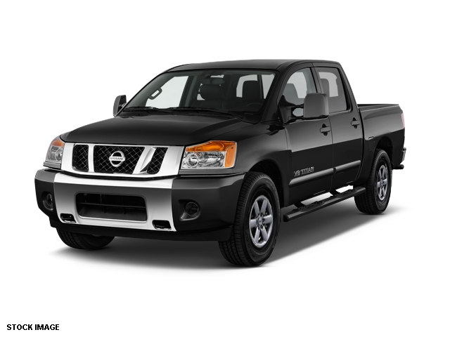 Used 2015 Nissan Titan SV Truck Crew Cab in Johnstown, PA