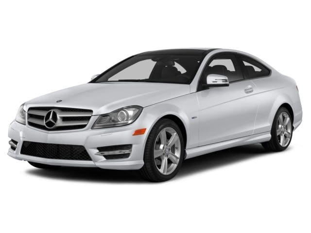 Photo Used 2014 Mercedes-Benz C-Class C 250 2dr Cpe RWD in Houston, TX