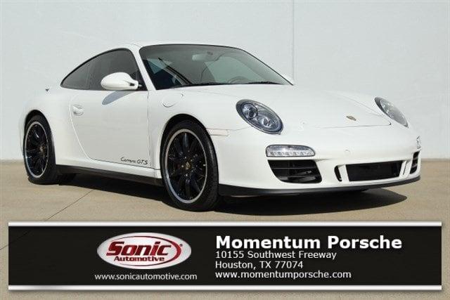 Photo 2012 Porsche 911 Carrera GTS 2dr Cpe Coupe in Houston