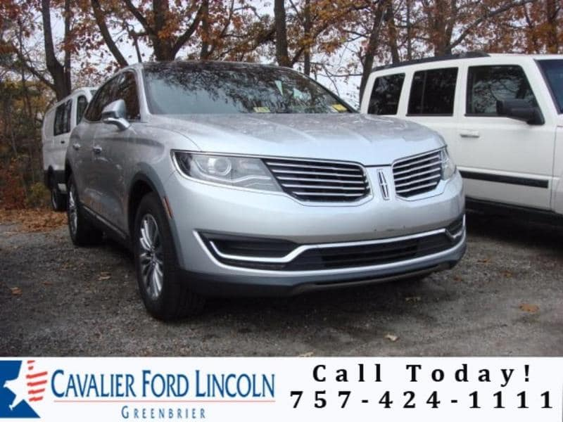 2016 Lincoln MKX Select SUV V6 TIVCT ENGINE