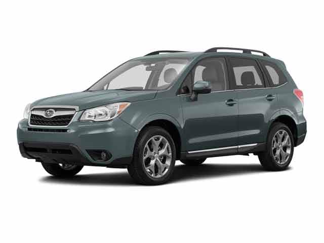 2016 Subaru Forester 2.5i Touring With Eyesight in Tampa