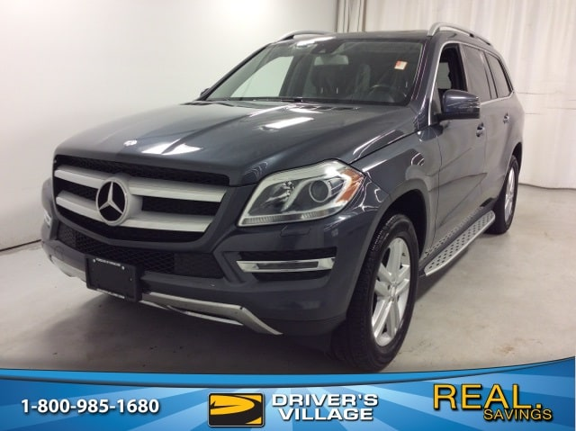Photo Used 2013 Mercedes-Benz GL-Class For Sale  Cicero NY