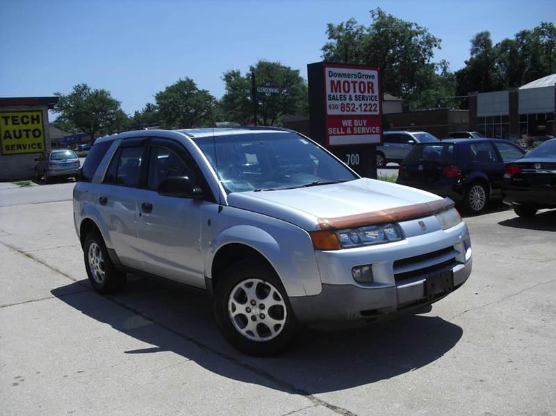 2002 Saturn Vue Base AWD 4dr SUV V6