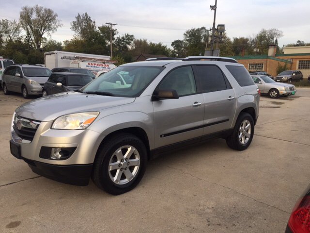 2008 Saturn Outlook XE 4dr SUV