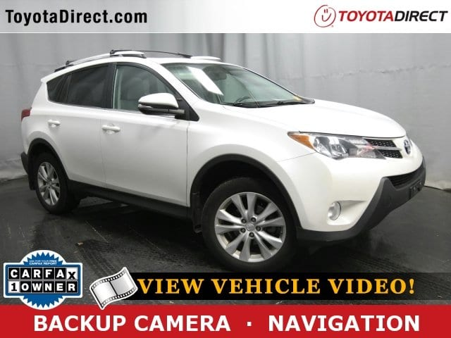 Photo 2013 Toyota RAV4 4WD Limited SUV 4x4