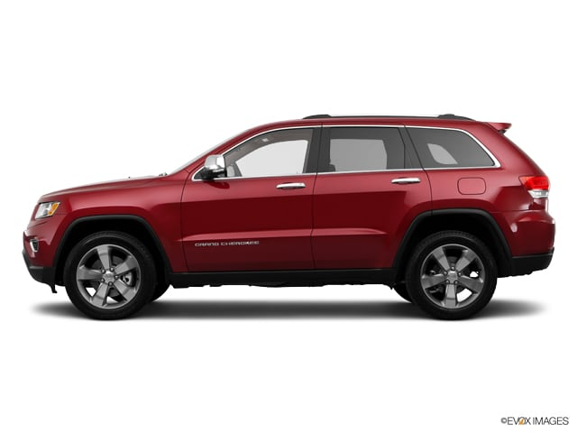 Photo 2014 Jeep Grand Cherokee Limited 4x4 SUV V-6 cyl