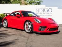2018 Porsche 911 GT3 Coupe Coupe