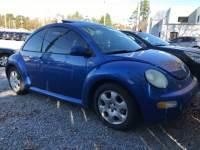 Pre-Owned 2003 Volkswagen Beetle GLS FWD 2D Hatchback