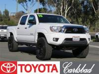 2015 Toyota Tacoma PreRunner V6 Truck Double Cab 4x2 in Carlsbad