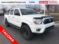 Certified Pre-Owned 2014 Toyota Tacoma STD 4WD 4D Double Cab