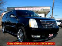 2009 Cadillac Escalade AWD 4dr SUV w/V8 Ultra Luxury Collection