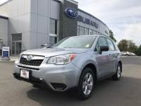 Used 2016 Subaru Forester 2.5i For Sale in Danbury CT