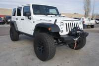 Pre-Owned 2014 Jeep Wrangler Unlimited Rubicon 4x4 SUV in Fort Collins, CO