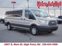 2016 Ford Transit Wagon 350 XLT 3dr LWB Low Roof Passenger Van w/Sliding Passenger Side Door