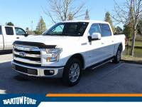 Pre-Owned 2015 Ford F-150 Lariat RWD 4D SuperCrew