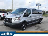 Pre-Owned 2017 Ford Transit-350 XL RWD 3D Low Roof Wagon