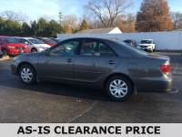 Used 2005 Toyota Camry LE Sedan in Akron OH
