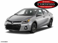 Certified Pre-Owned 2015 Toyota Corolla in Augusta, ME