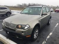 2009 BMW X3 Xdrive30i SUV I6 DOHC 24V in London, OH