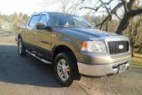 2007 Ford F-150 XLT SuperCrew 4X4 *ONLY 114K!* CALL!