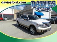 2013 Ford F-150 King Ranch 6 cyl