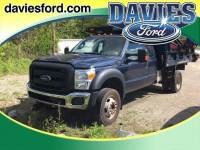 2014 Ford Super Duty F-450 DRW XL Extended Cab Chassis-Cab 10
