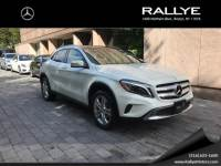 Pre-Owned 2015 Mercedes-Benz GLA 250 AWD 4MATIC®