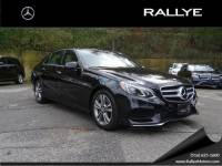 Certified Pre-Owned 2016 Mercedes-Benz E 350 Sport AWD 4MATIC®