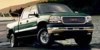 2002 GMC Sierra 2500HD SLE 8 cyl
