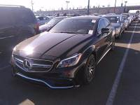 2015 Mercedes-Benz CLS 63 AMG S Coupe