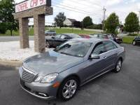 2010 Mercedes-Benz E-Class AWD E 350 Luxury 4MATIC 4dr Sedan