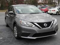 Certified Pre-Owned 2016 Nissan Sentra Front Wheel Drive 4dr Car