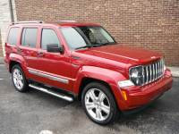 2012 Jeep Liberty Limited Jet Edition 4x4 SUV For Sale in Woodstock, IL
