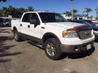 2006 Ford F-150 Lariat 4dr SuperCrew 4WD Styleside 5.5 ft. SB